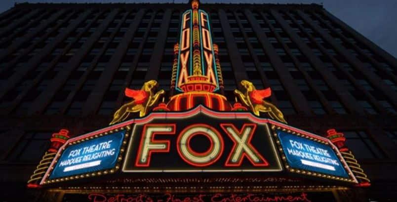 Detroit Theatre District