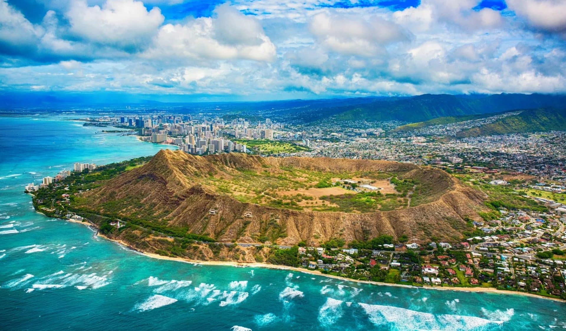 Hike Diamond Head in Honolulu