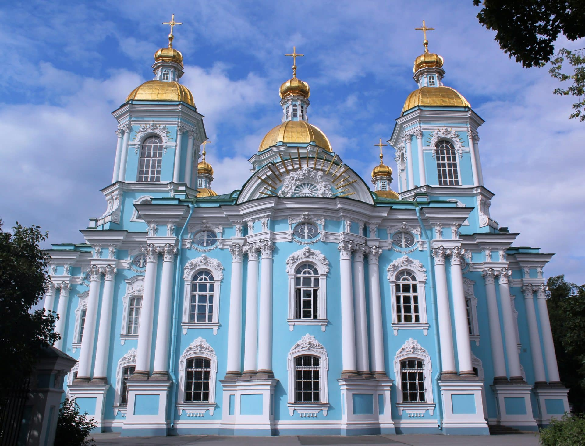 Things to do in St. Petersburg
