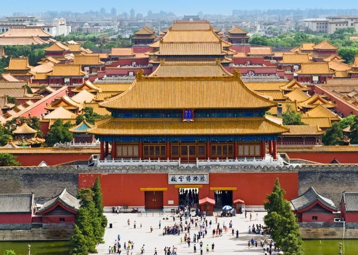 Explore the Forbidden City