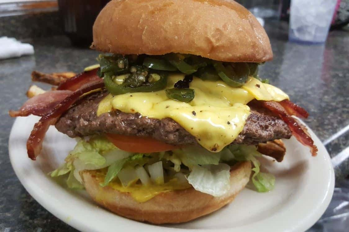 Fred's Texas Cafe Burgers