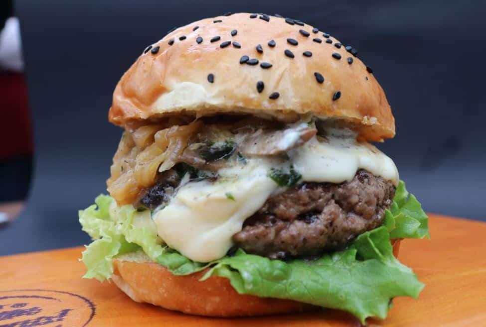 burgers in lima