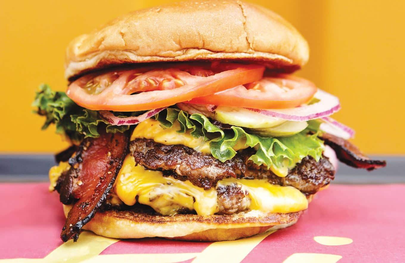 Hi-Pointe Drive-In Hamburger