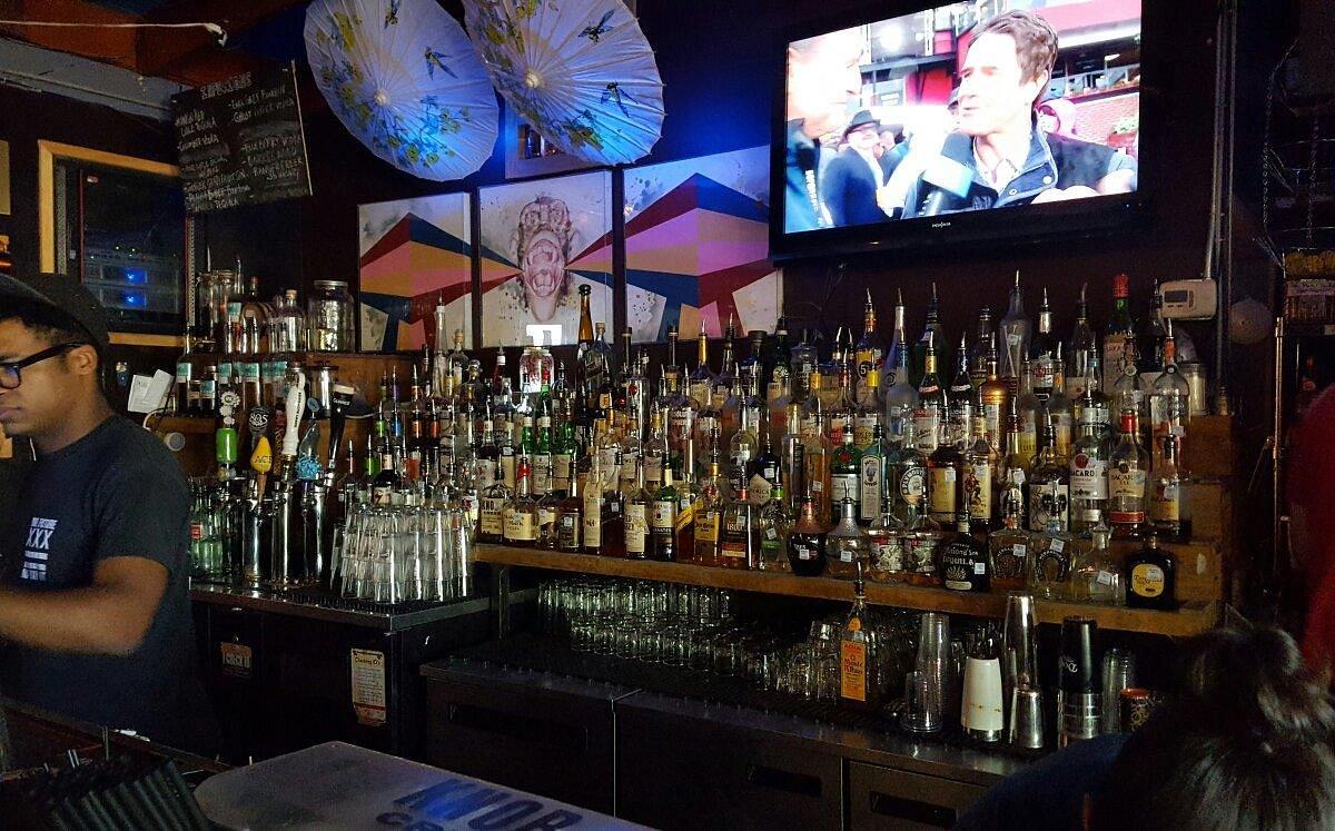 bars in el paso