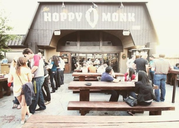 Hoppy Monk Bar in El Paso