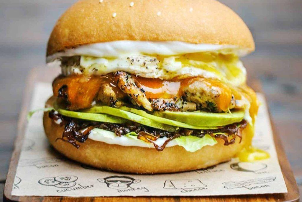 best burgers Asia