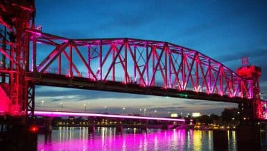 Instagrammable Places in Little Rock