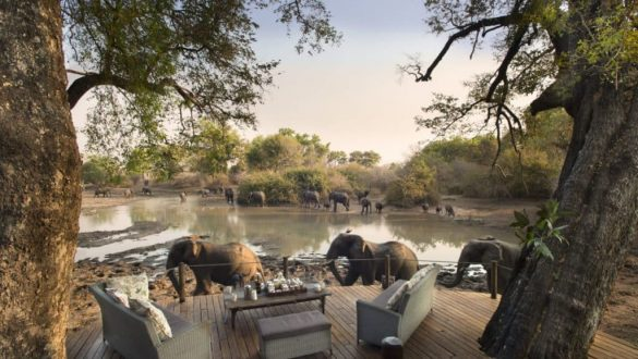 safari lodges Zimbabwe