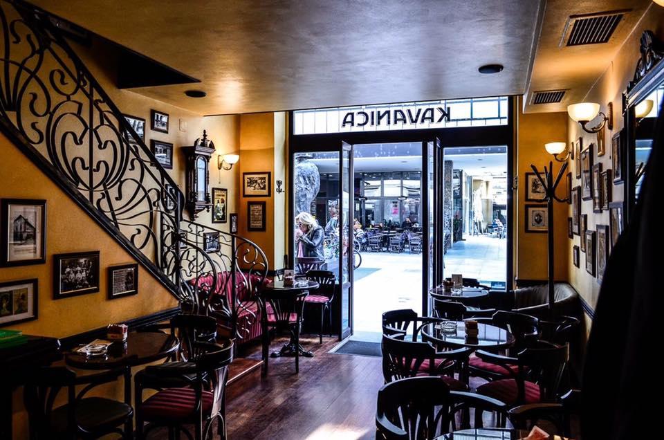 Best coffee shops Zagreb