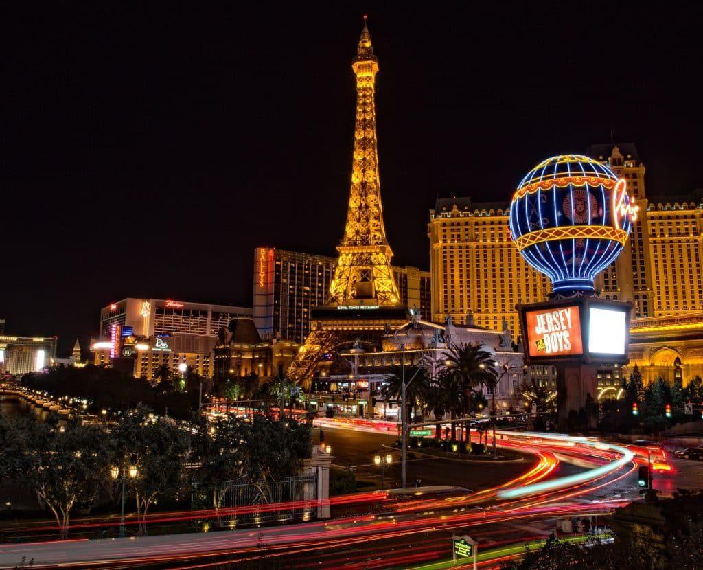 Las Vegas in North America