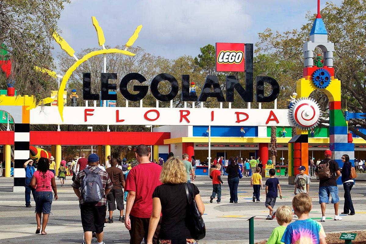 The largest Legoland Park