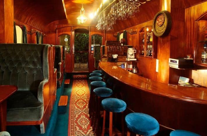 Orient Express Bar In Lima