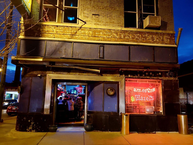 Earnestine & Hazel's Bar In Memphis
