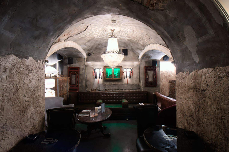 Mendeleev Bar Moscow