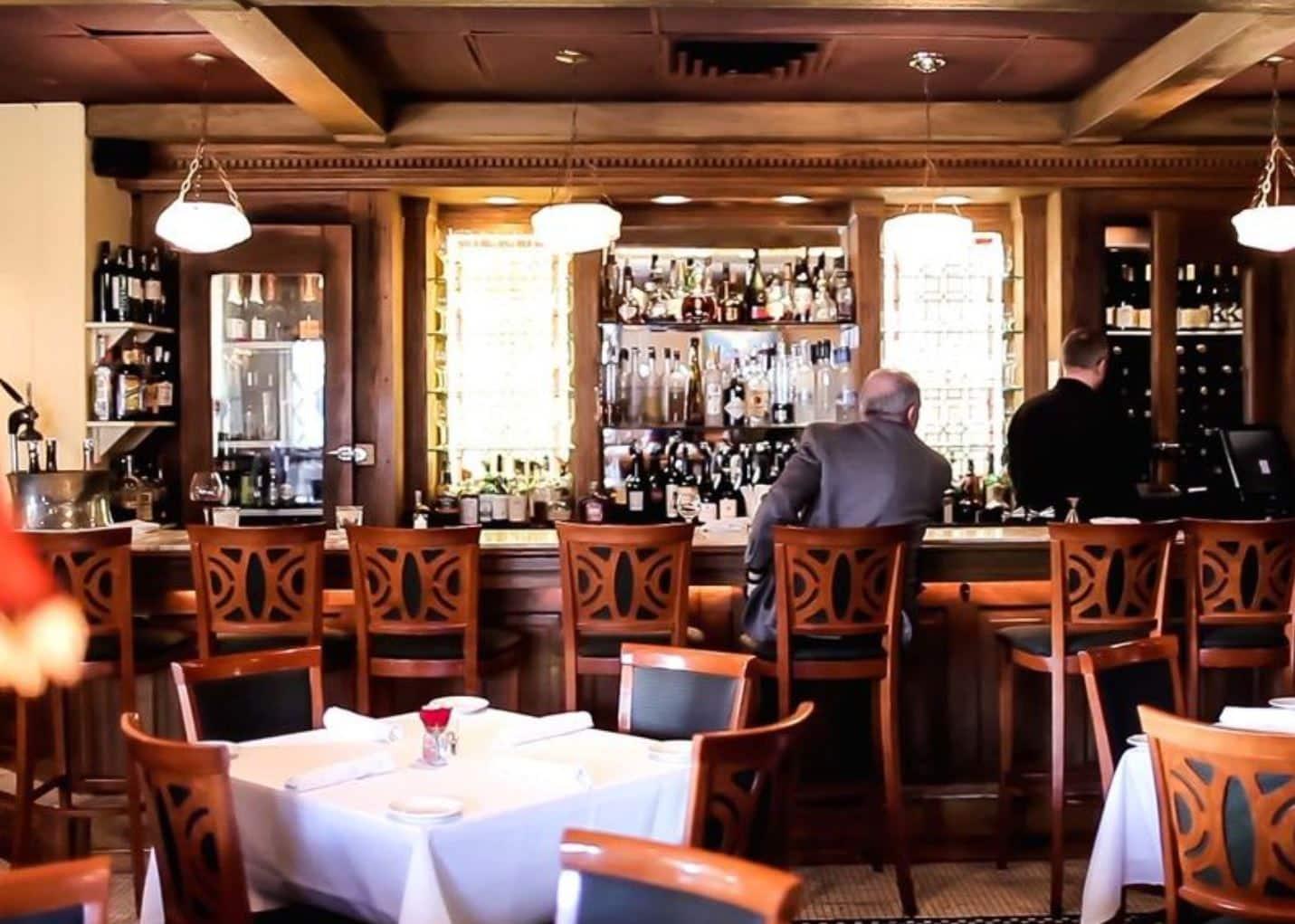 The Metro Wine Bar & Bistro in OKC
