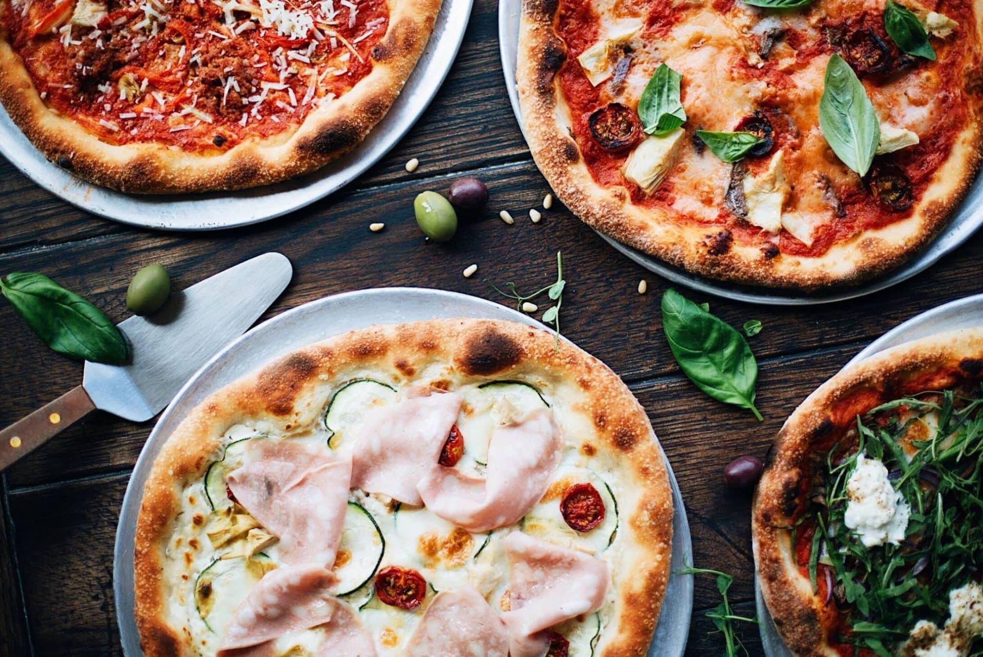 Mimosa Brooklyn Pizza Kiev