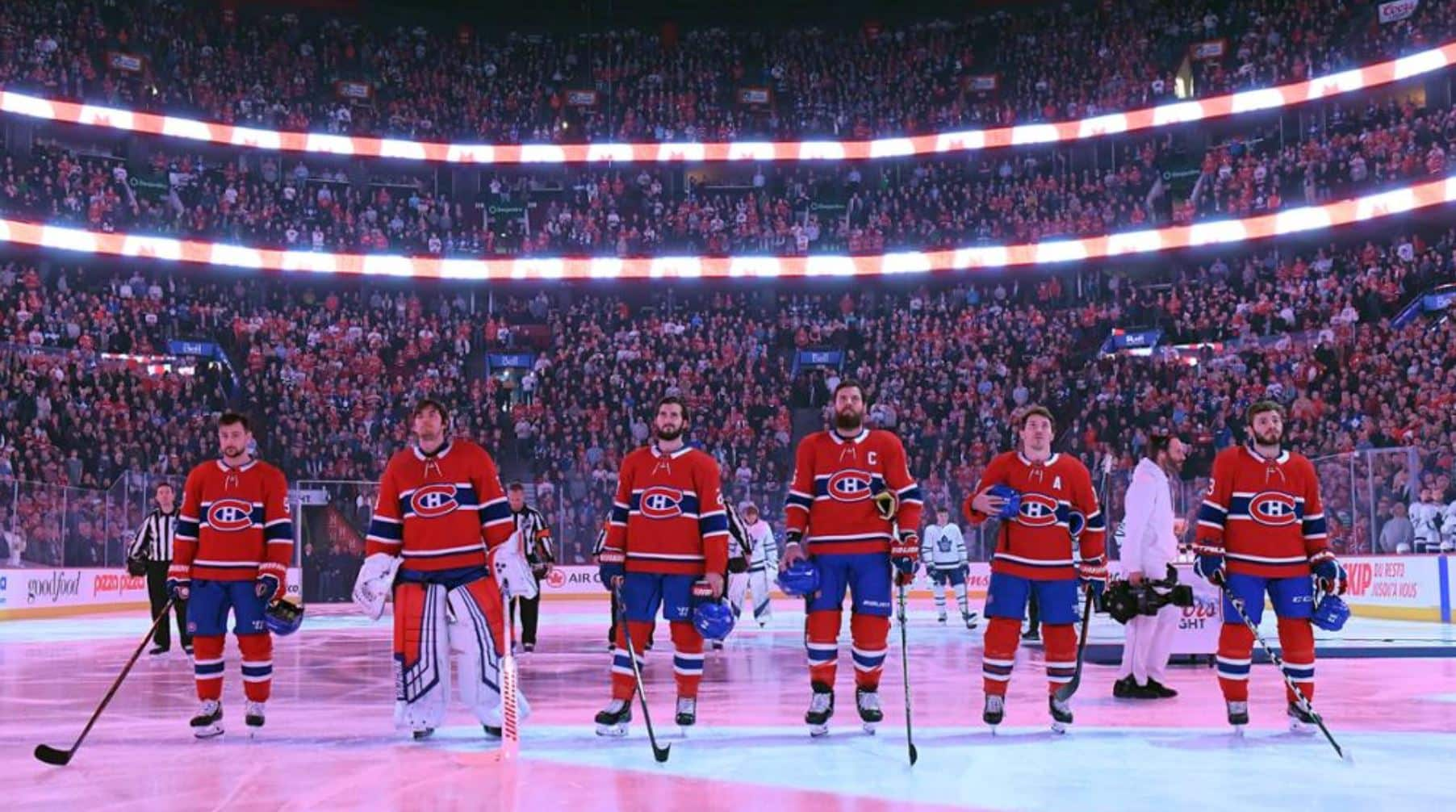 Watch a Montreal Canadiens Game