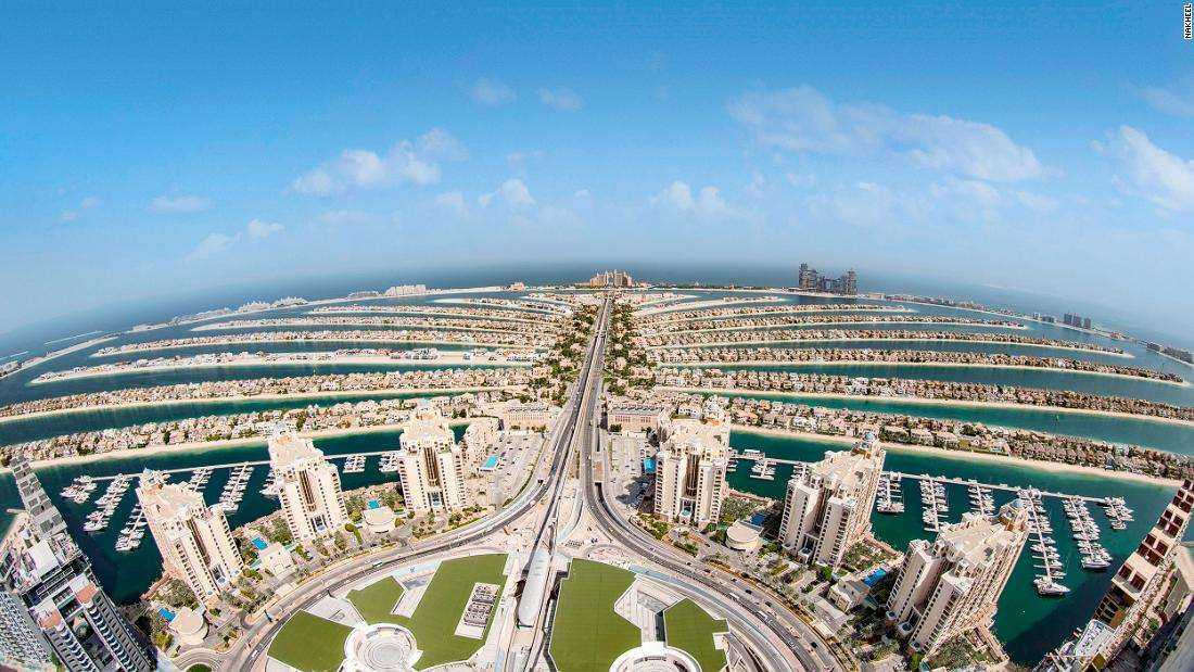 The World's Tallest Infinity Pools In Dubai