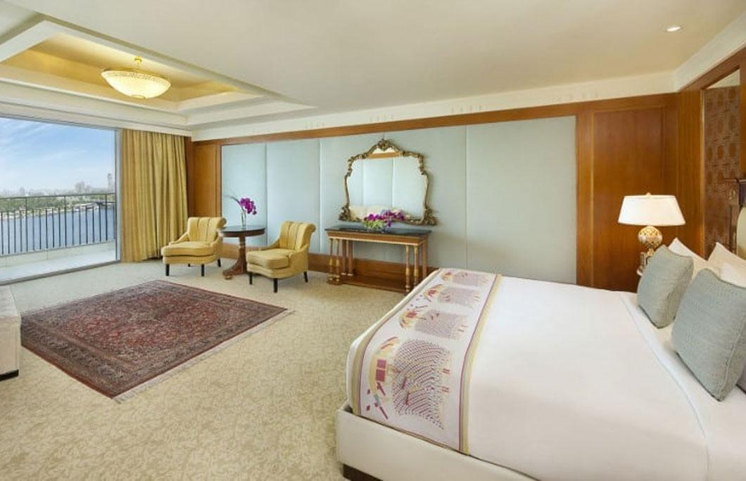 The Nile Ritz-Carlton