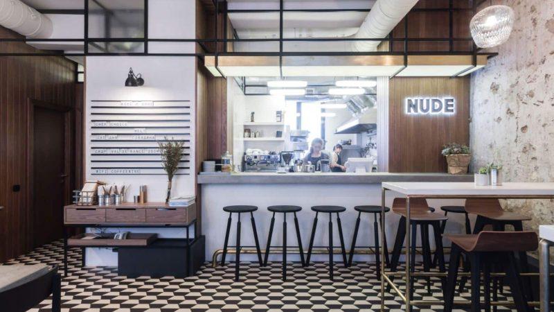 Nude Coffee Wine & Bar