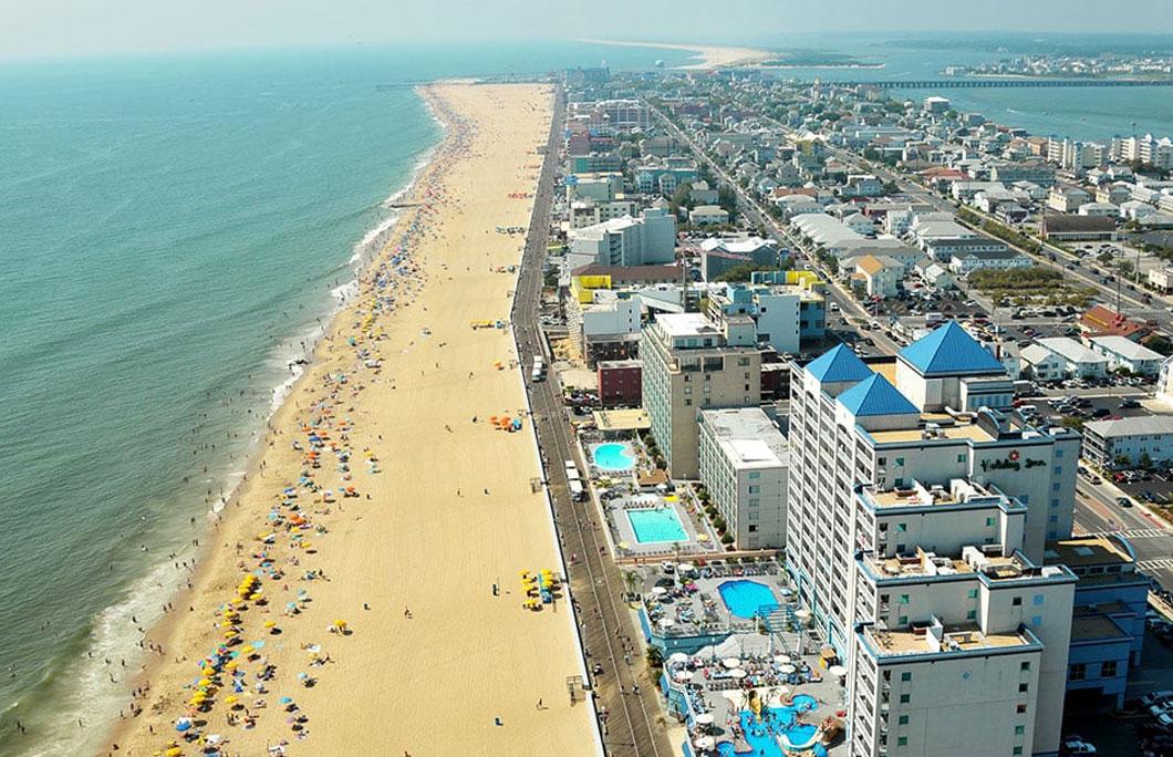 Ocean City in America