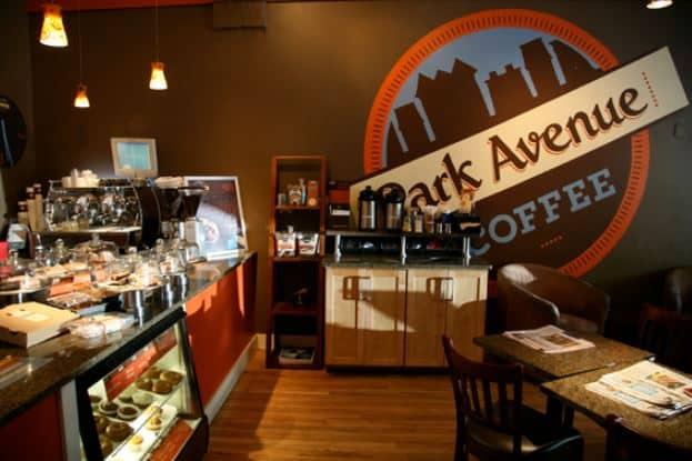 Park Avenue Cafe