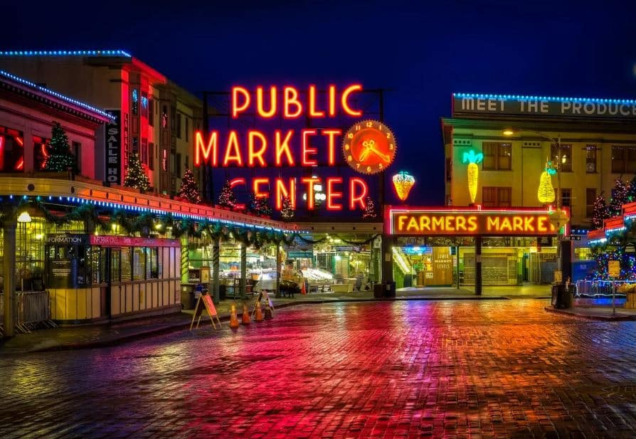Instagrammable places in Seattle