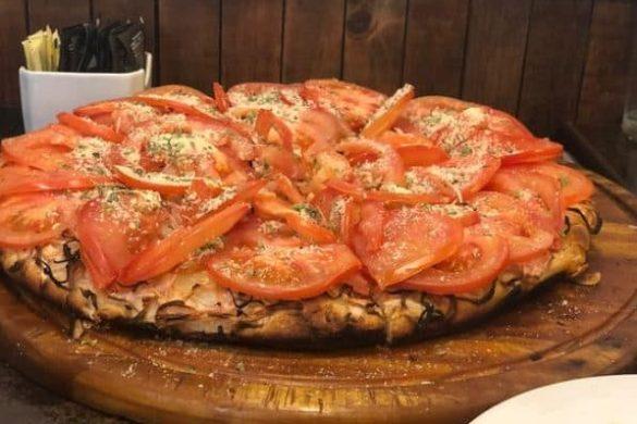 7 Best Pizzas In Santiago
