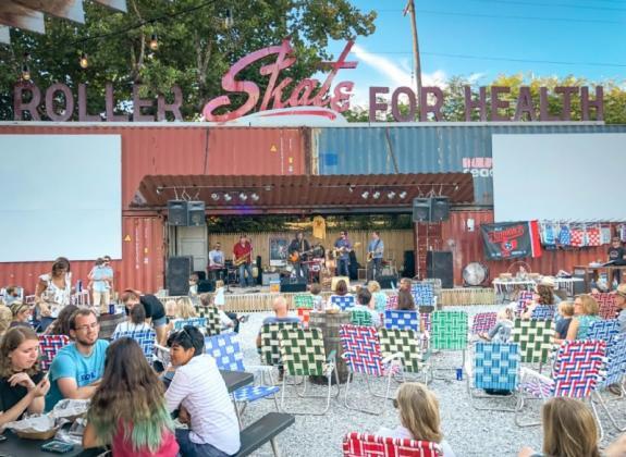 Railgarten Bar