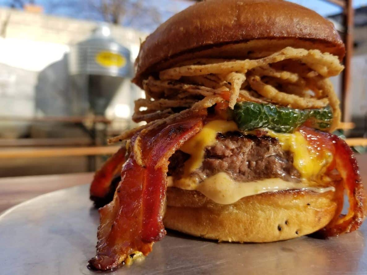 burgers in fort worth
