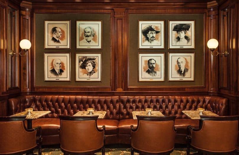 Round Robin Bar in washington DC