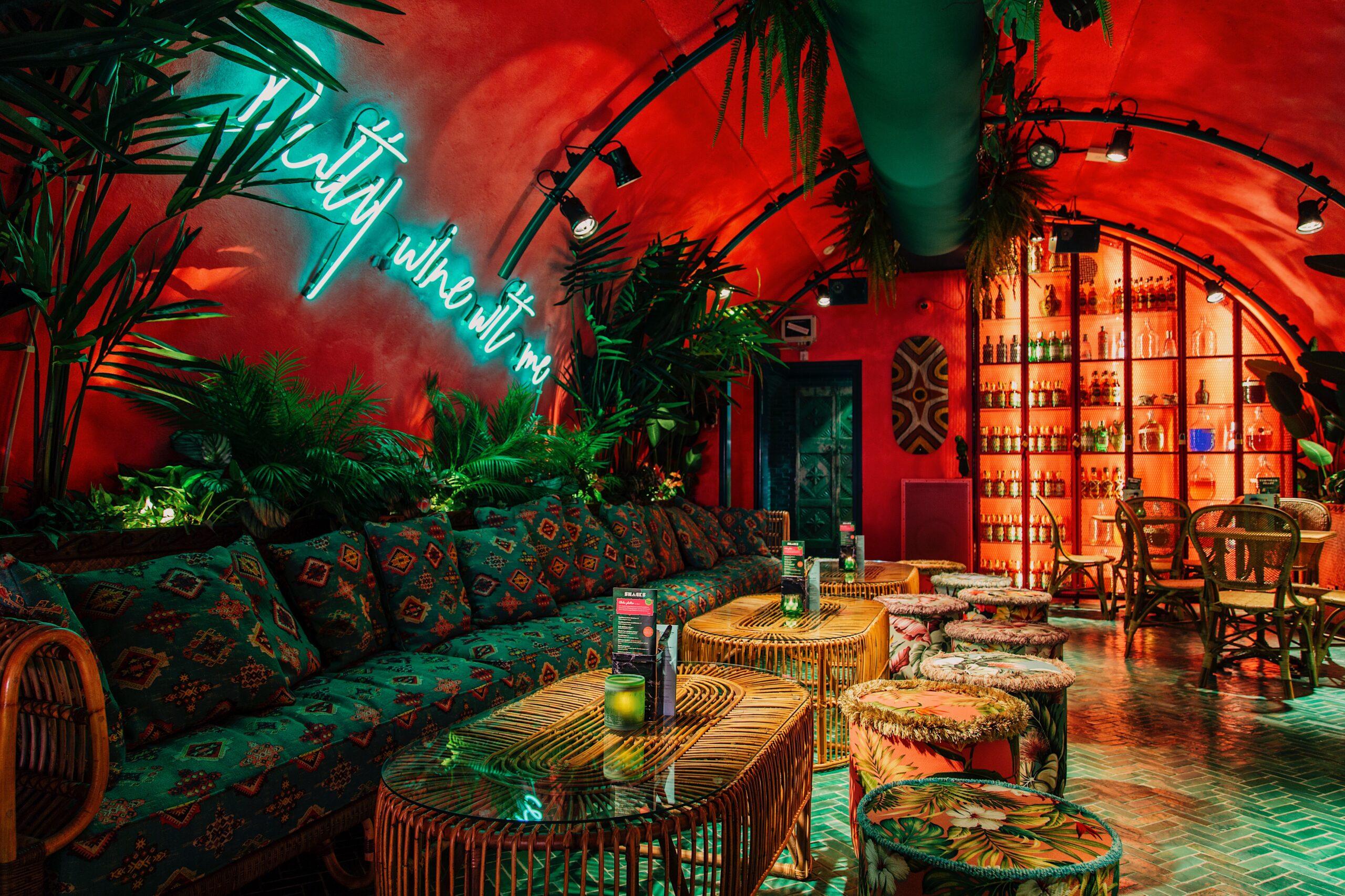 Rum Club in Portland