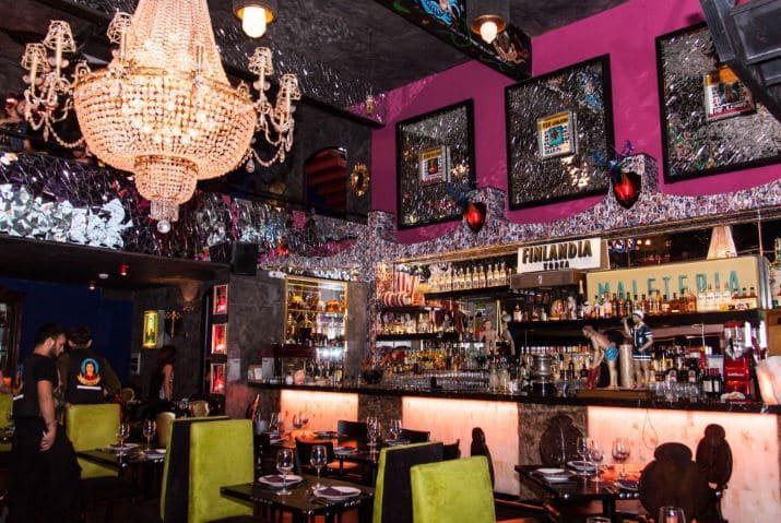 Best Bars In Santiago
