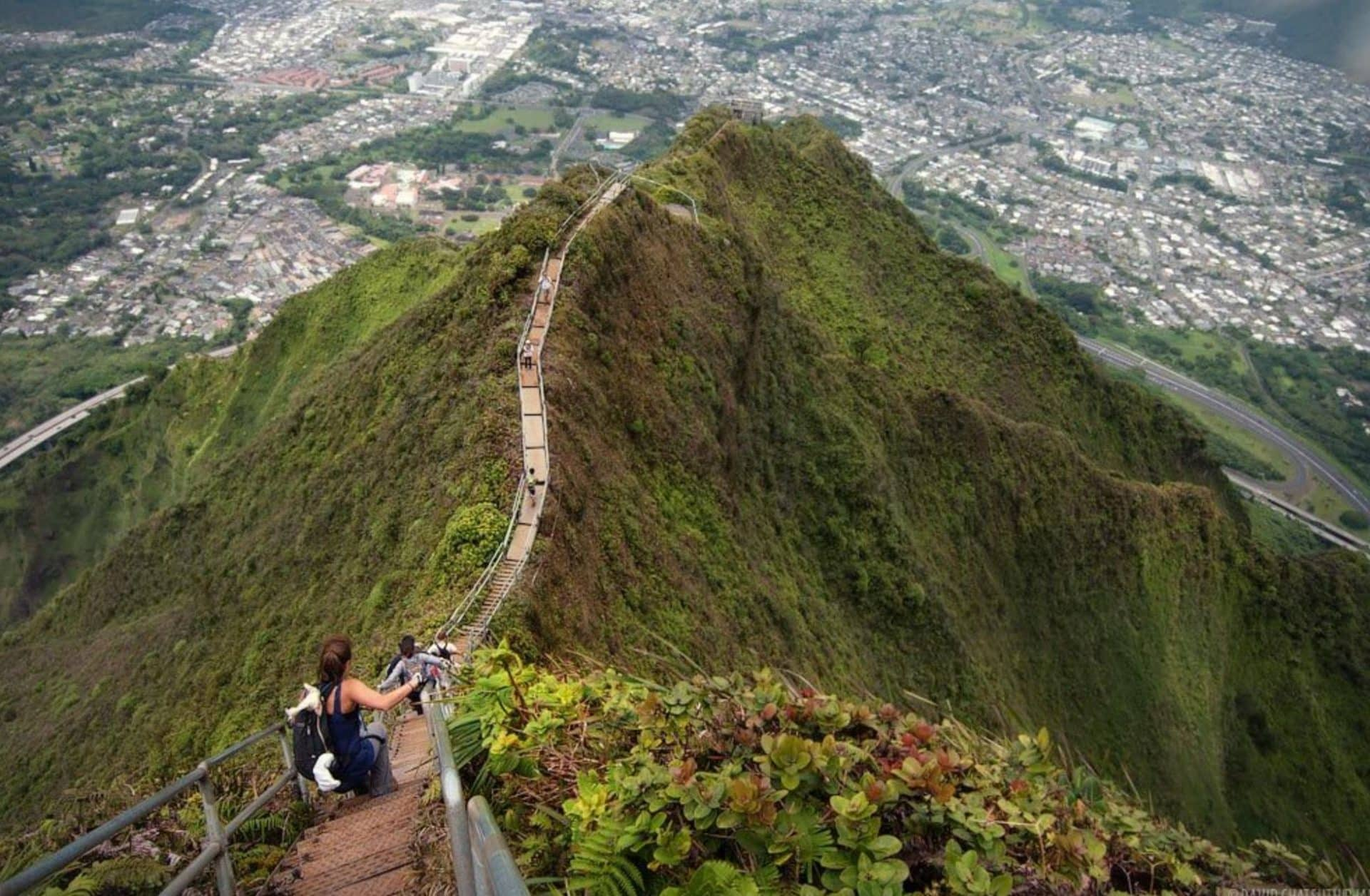 Stairway to Heaven Honolulu