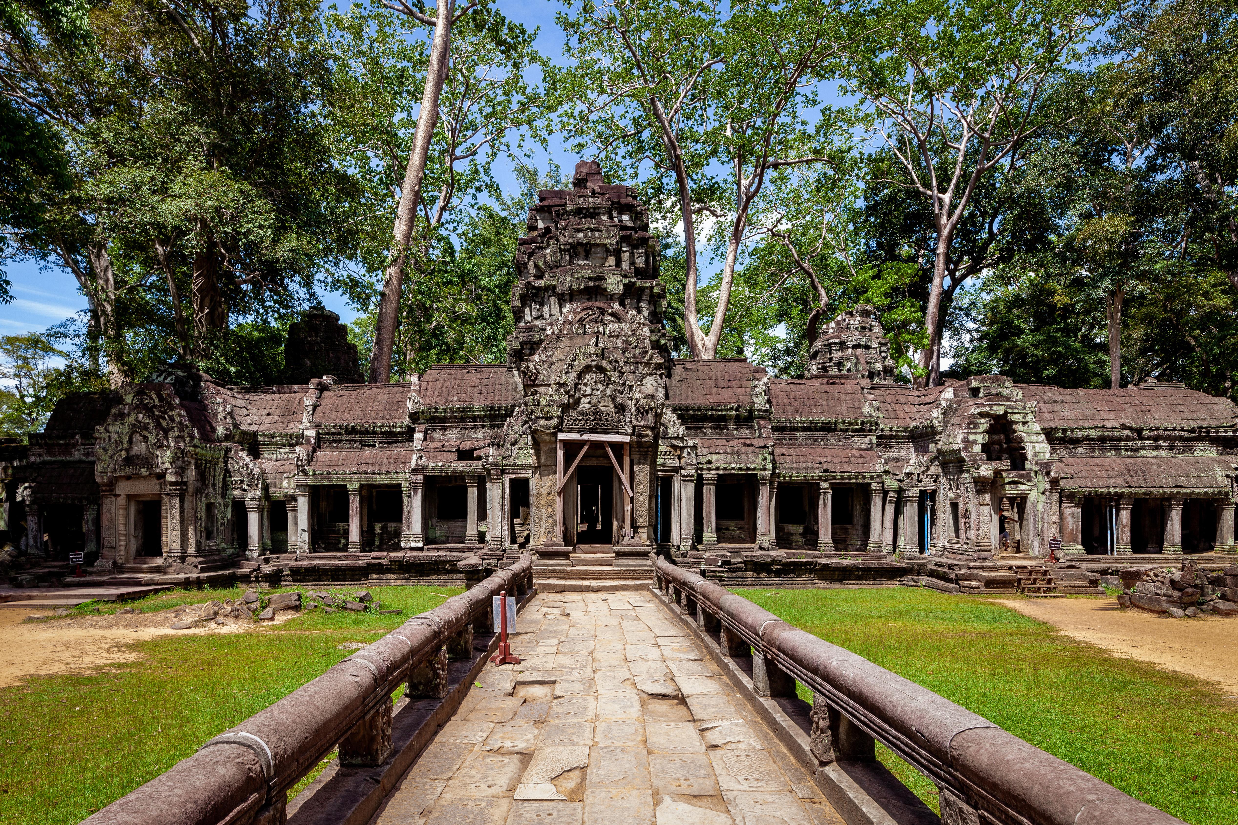 Ta Prohm Temple Siem Reap