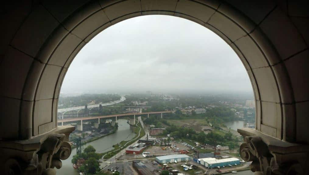 Terminal Tower Observation Deck Cleveland