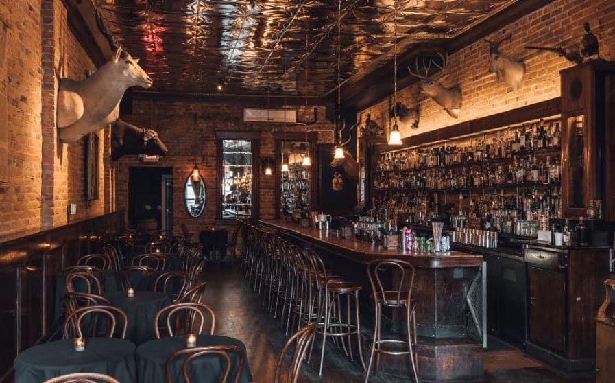 The Sugar House Bar in Detroit