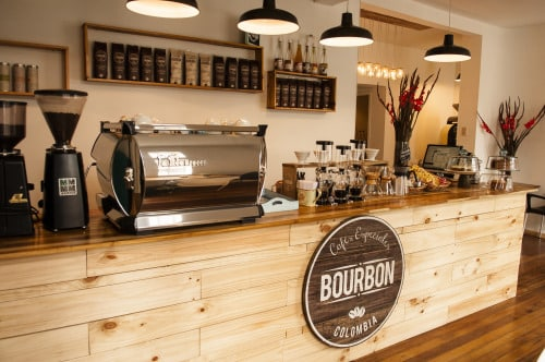 Bourbon Coffee Roasters Cafe