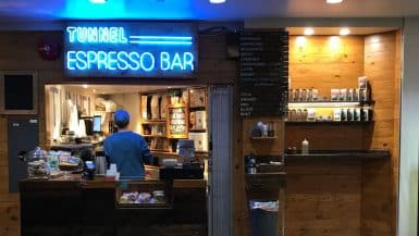 Tunnel Espresso Bar Coffee