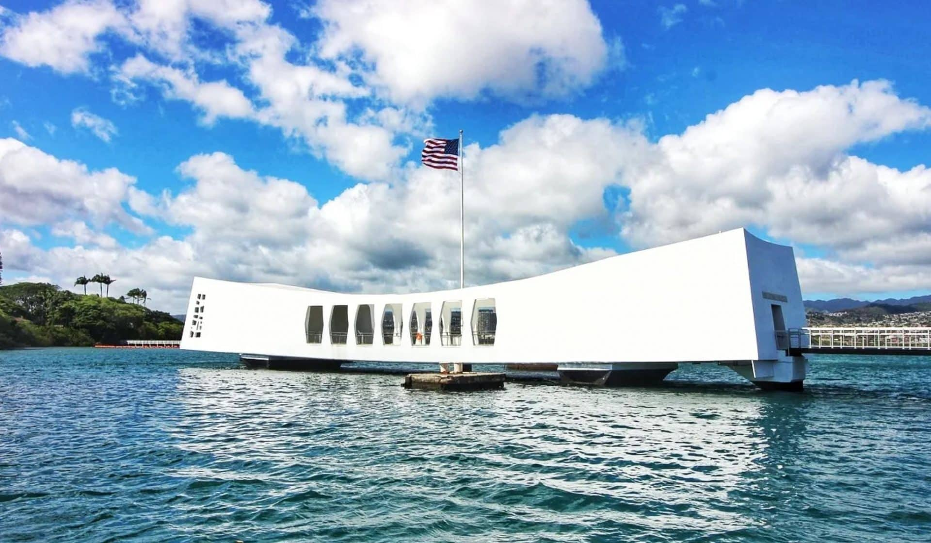 USS Arizona Memorial Park