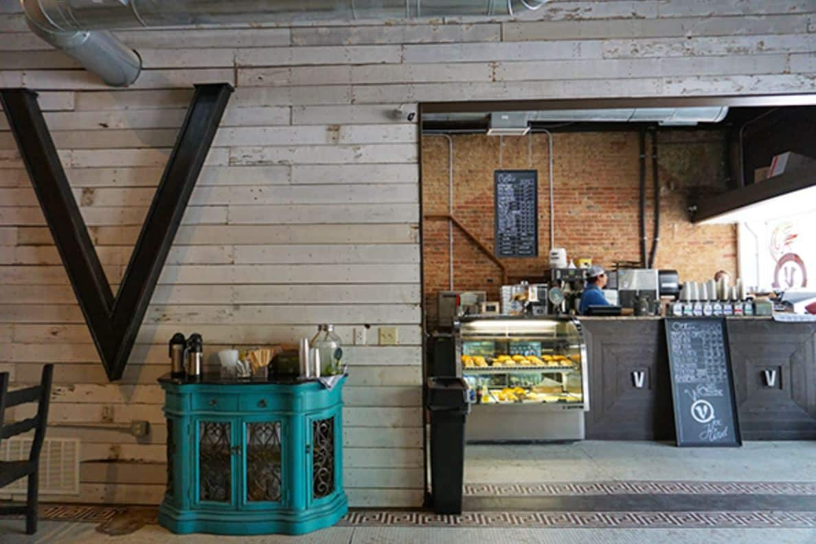 Vaquero Coffee Co in Fort Worth