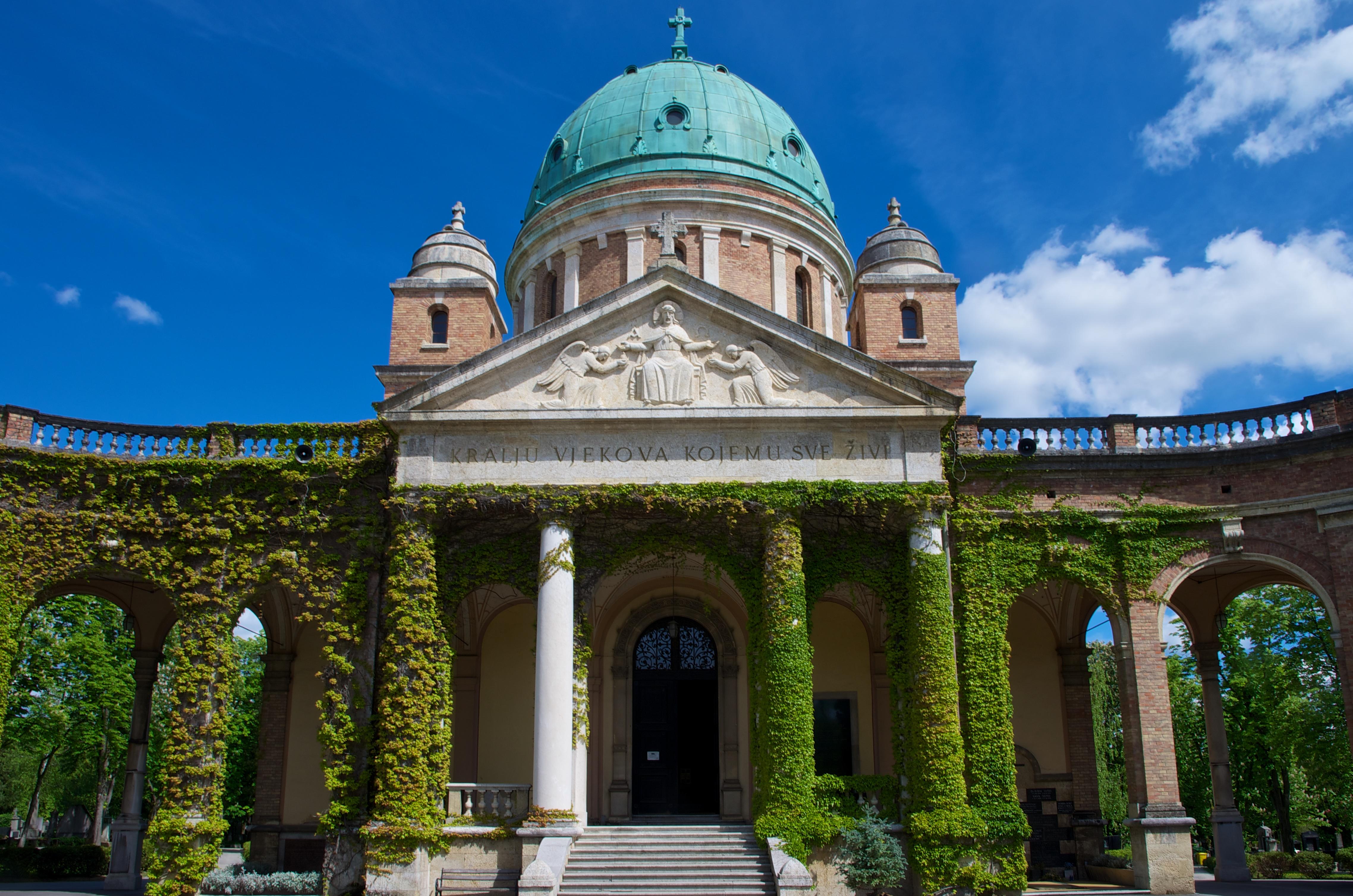 See Mirogoj Cemetery