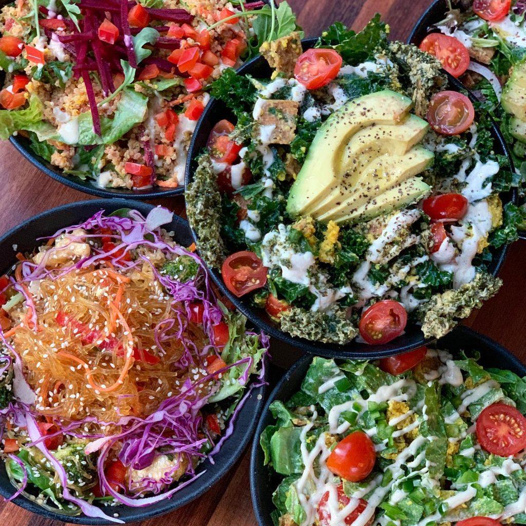 Wild Living Foods in Los Angeles