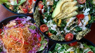 7 Best Vegan Restaurants In Los Angeles
