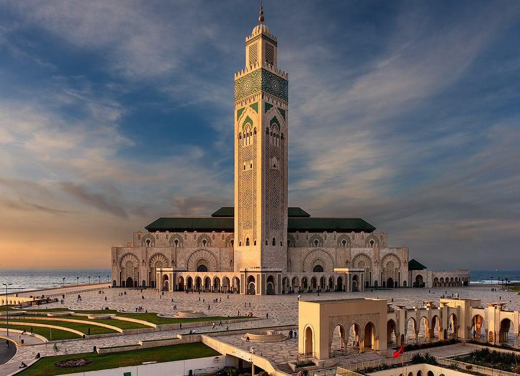 Instagram Casablanca Mosque
