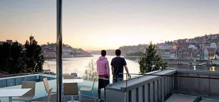 Best Rooftop Bars in Porto Portugal