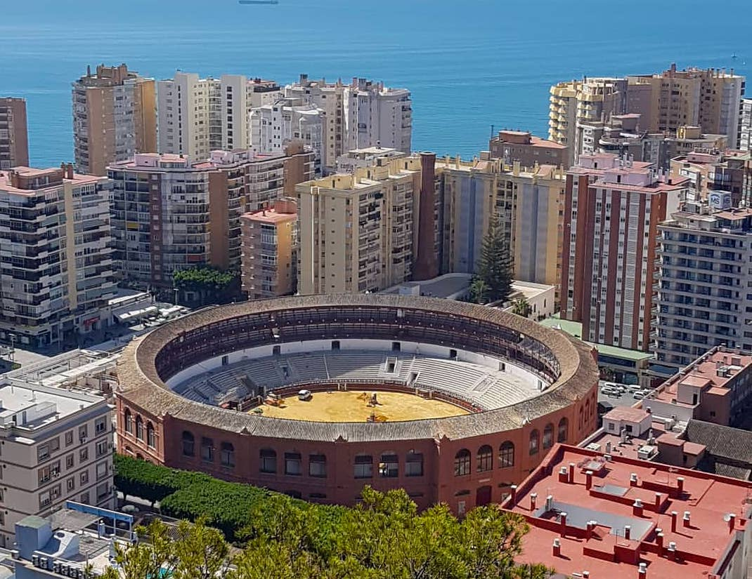 Bullfighting Ring is Most Instagrammable Spot in Malaga