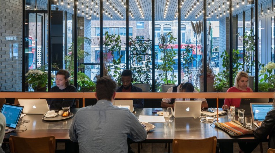 Remote Working Cafes in London