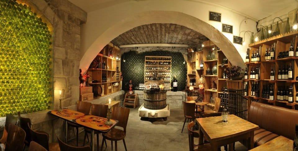 Best Wine Bars in Lyon France