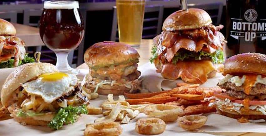 Burger Beers and Bars in Fort Wayne Indiana
